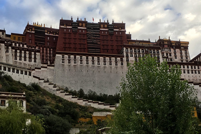 Long Way Round Lhasa